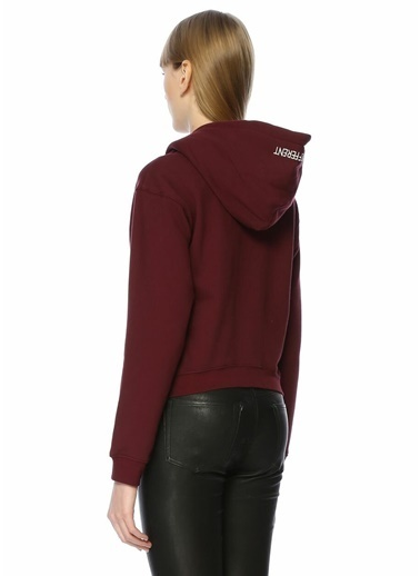 The Kooples Sweatshirt Bordo